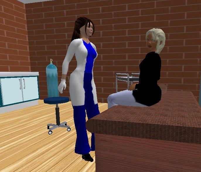 Virtual Patient Interview